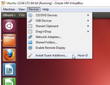 Installing Redmine and Ubuntu on VirtualBox