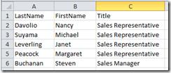 sample-data